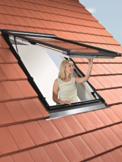 fenêtre à ouverture parprojection 45° R8