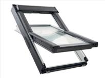 RotoQ Plus fenêtre à rotation Q-4  en PVC, double / triple vitrage