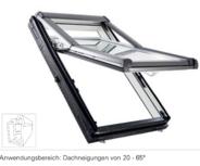 Designo R7 fenêtre de toit à ouverture par projection 38° en PVC