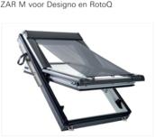 Store pare-soleil Screen manuel ZAR M Roto